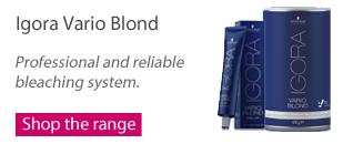 schwarzkopf igora vario blond